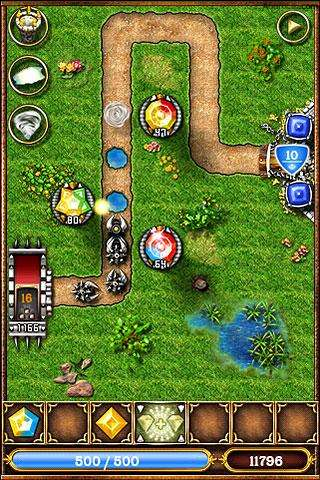 [JEU] CRYSTALLIGHT DEFENSE : Un tower defense like [Gratuit] JiDi.u.cs